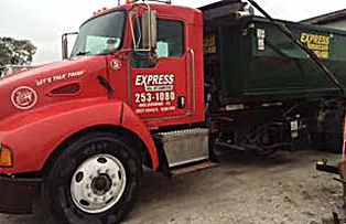 Express Roll Off Dumpster Rental
