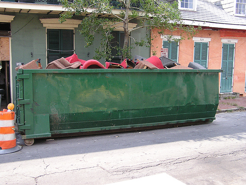 holiday dumpster rental Express