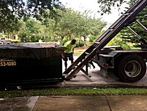 Cheap Dumpster Rental Florida