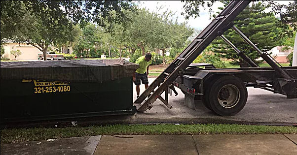 Express Roll Off Dumpster Rental Florida