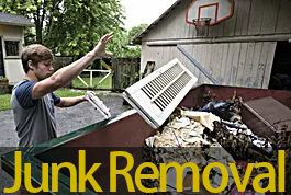 Junk Removal Dumpsters Rental