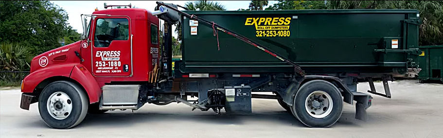 Express Roll Off Dumpsters & Hauling